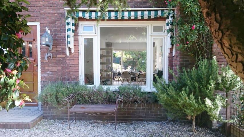Charming Home in Hilversum - Garden of Amsterdam!