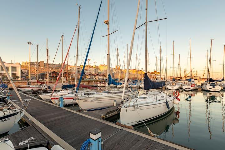 Barco Romântico Lisboa