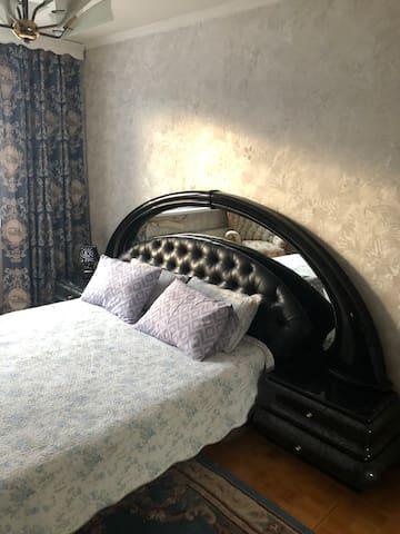 Чистая уютная квартира для Вашего отдыха..Transfer
