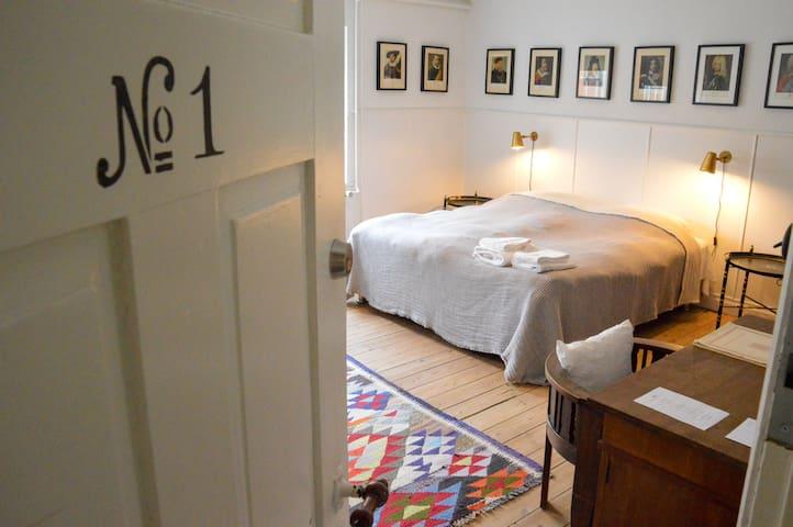 Sommers B&B på Lundsgaard Gods (værelse 1)