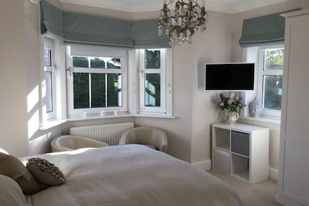 A haven of tranquility in the beautiful Chilterns
