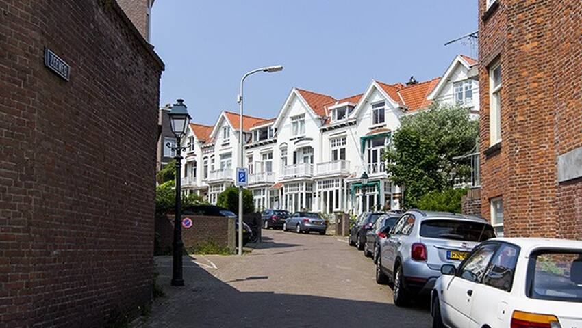 Beach house Scheveningen - The Hague - House