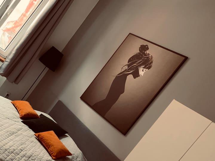 Apartment Katowice Słowackiego Street 12/4B