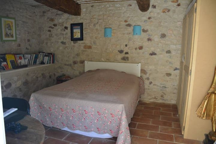 Chambre d'hôtes au cœur du Luberon