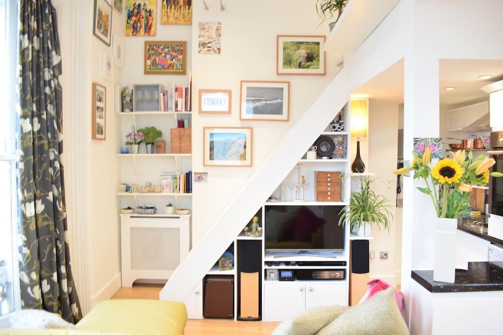 Stylish studio flat near portobello ladbroke grove - Posto letto londra ...