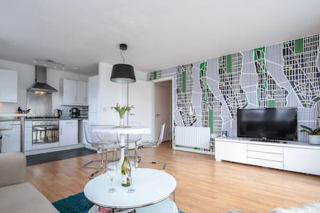 Modern Spacious Flat - N'Kensington - White City  - Appartement