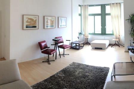 2-Zimmer Design-Wohnung im Jugendstilviertel |65qm - Chemnitz - 公寓