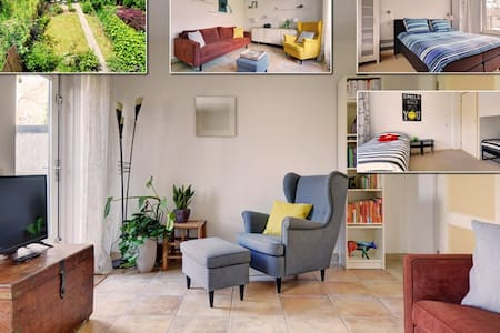 Comfortable house nearby Wageningen and Arnhem