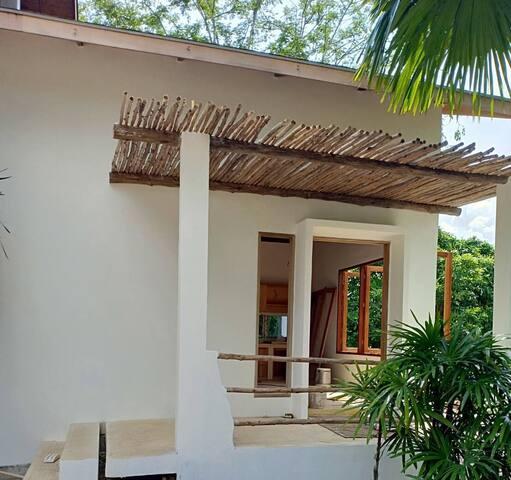 Tewana Home with Balcony