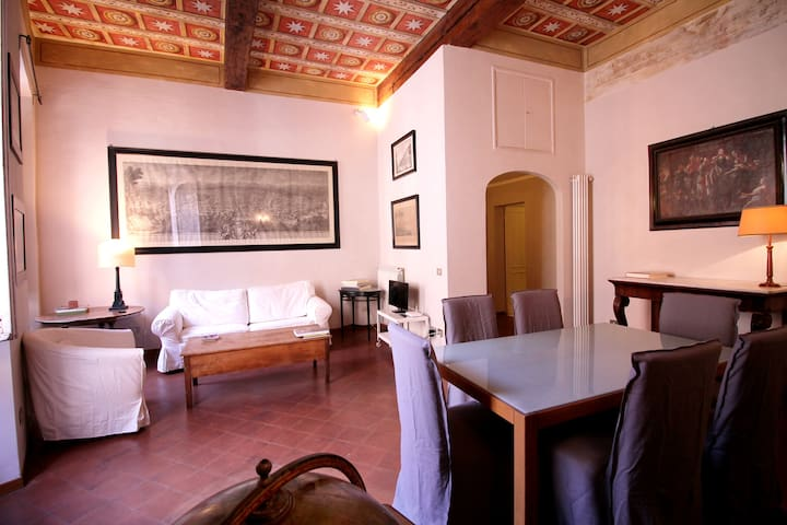 Via Giulia wonderful apartment - Rome - Apartment