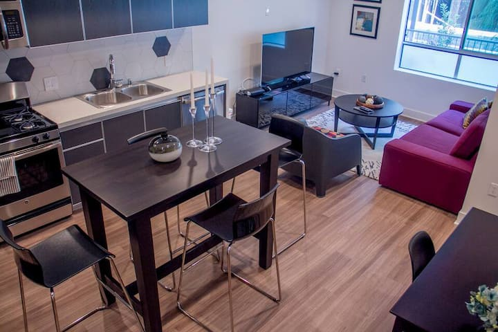 FASCINATING DUPLEX 2BR+2.5BA IN HEART OF 3RD ST