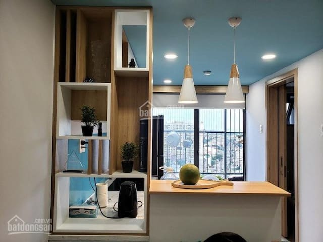 Cosy apartment in District 2