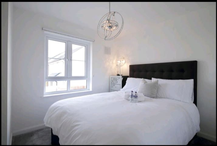 Double Bedroom In a Newly Built Townhouse
