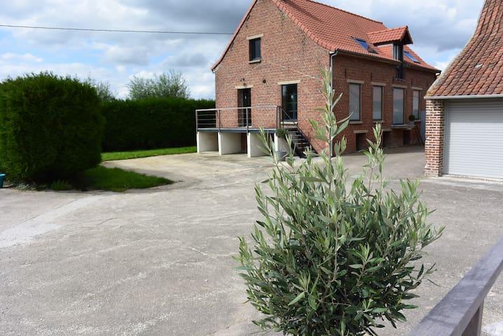 Le Manoir d'Eole - Steenbecque - Huis