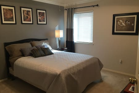Comfortable & cozy home with office - Mansfield