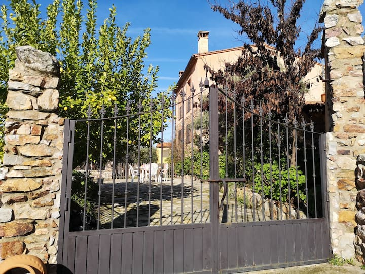 Acogedora Casa Rural con bonitas vistas