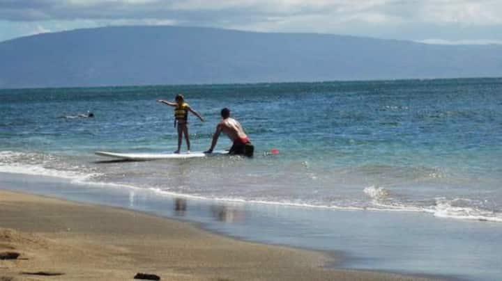 2 BDR Oceanfront Resort Pohailani at Kahana Beach