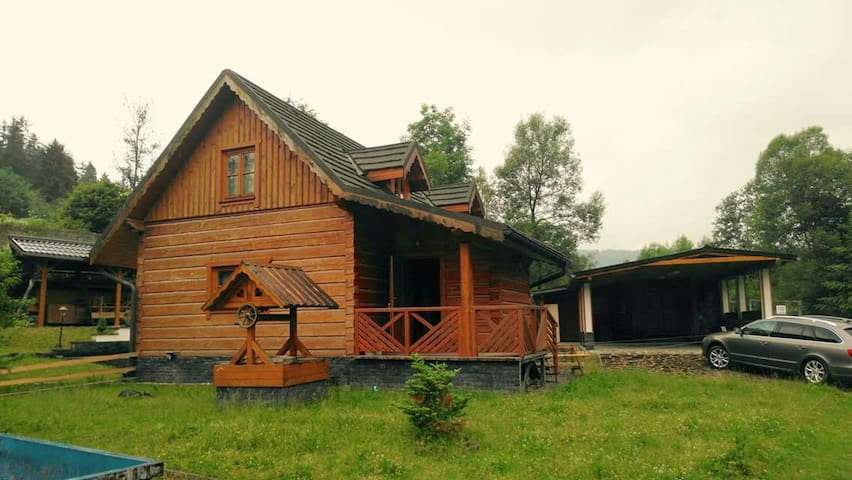 Cottage Ján - Veľká Franková - Chalet