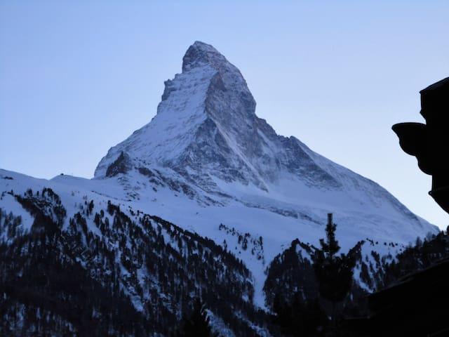 Haus Turquino Zermatt - Zermatt - Apto. en complejo residencial