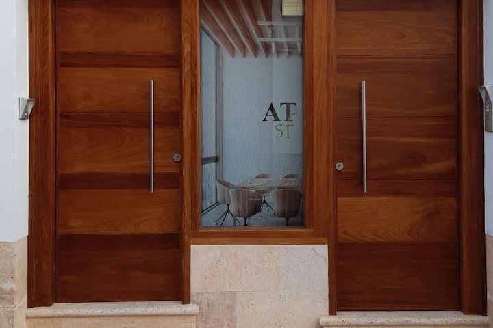 Apartamento Turístico entre Belmonte y El Toboso