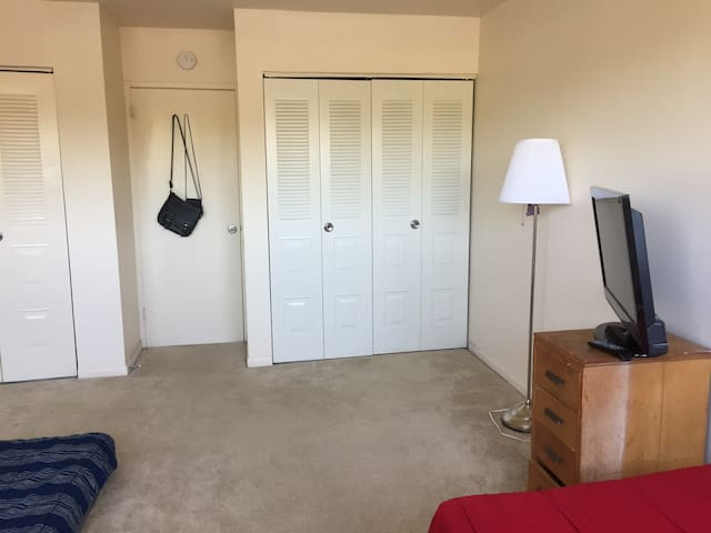 Spacious room in SouthWest DC