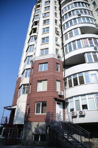 Апартаменты на берегу Черного моря - Чорноморськ