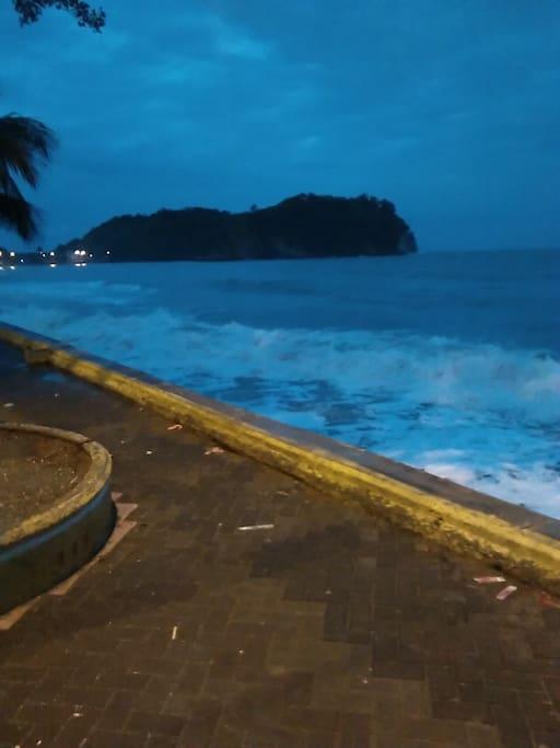 Beach ocean Pacifico