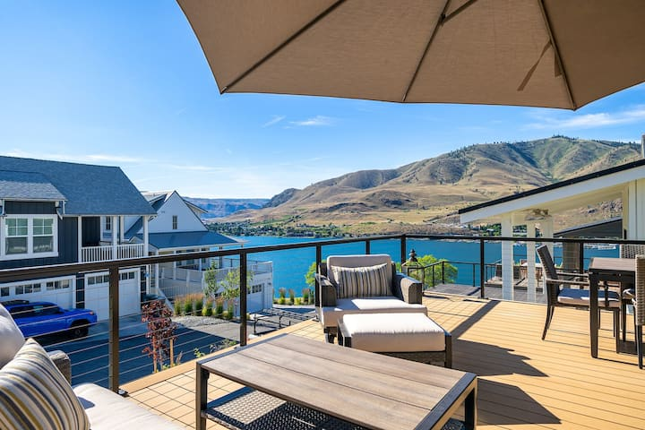 Welcome to Lake Escape at Lake Chelan