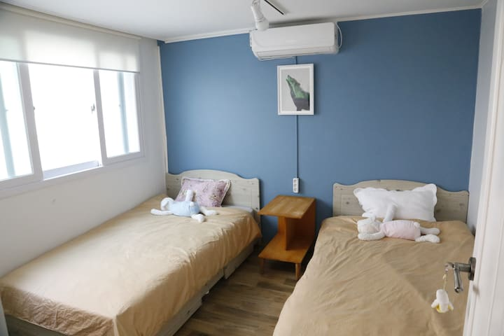 2)) Cheap, Clean, Close in Hongdae - Mapo-gu - Apartamento