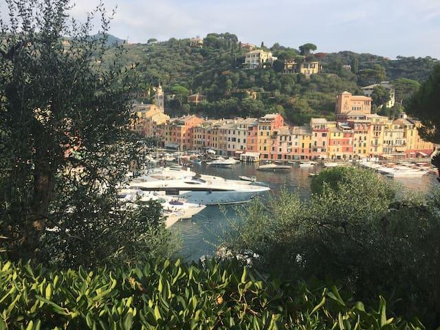 Favoloso soggiorno nel cuore di Portofino - Portofino - Apartment