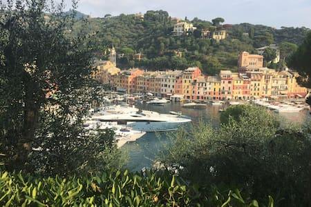 Favoloso soggiorno nel cuore di Portofino - Portofino - Pis