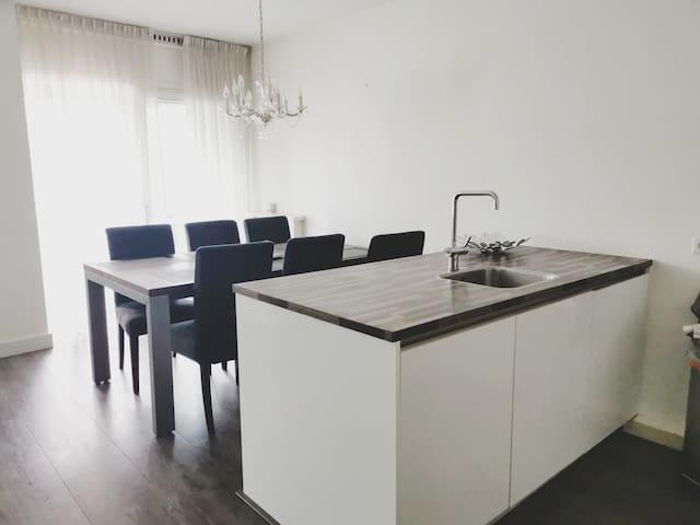 Elegant Private Flat - Eindhoven City Center