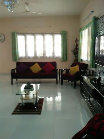 Palmgrove deluxe service apartment - Penha de França - อพาร์ทเมนท์