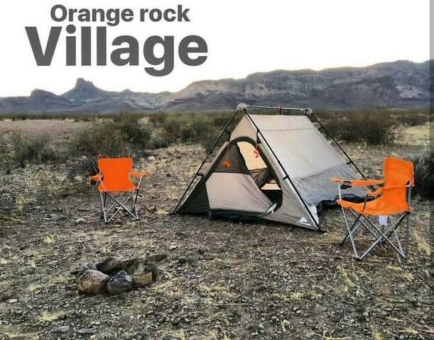Orange Rock Village off-grid community