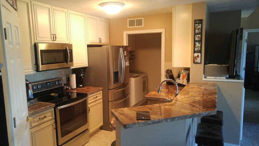 High End Remodeled Airport Condo - Olmsted Falls - Daire
