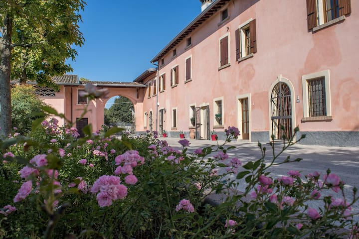 B&B Cascina Le Rose - Monzambano - Penzion (B&B)
