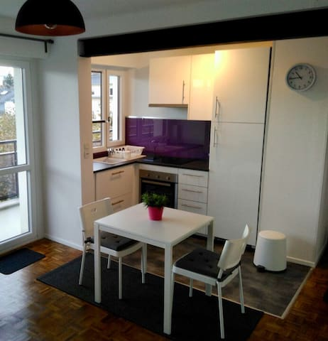 charmant appartement meublé / furnished flat