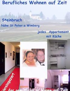 Appartement 2 Depandance Nähe St. Peter am Wimberg