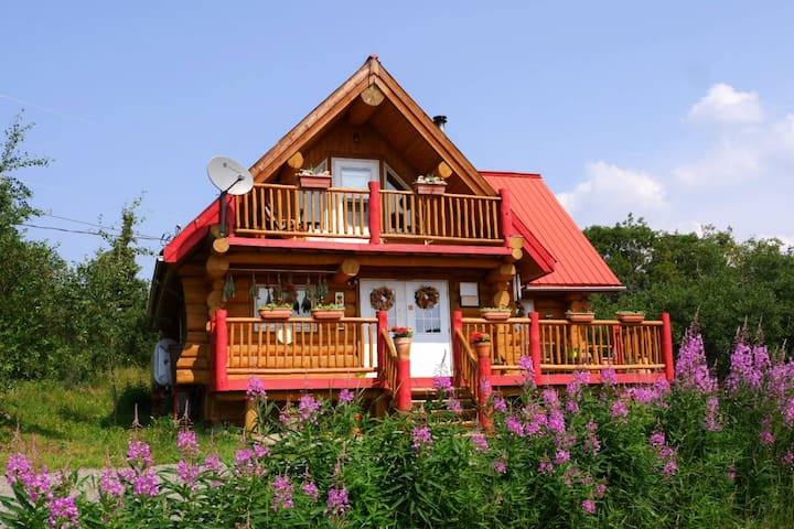 Quaint and affordable, all year round cottage.