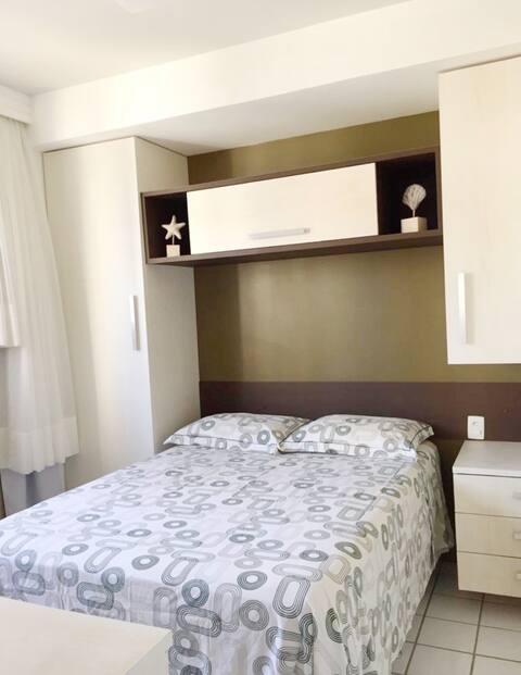 Apartamento com ótima localização em Candeias!