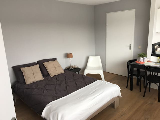 Private studio at Nijmegen city center - Nijmegen - Apartament
