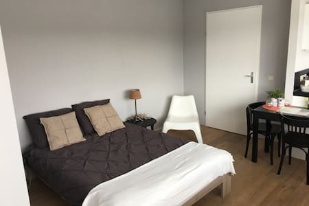 Private studio at Nijmegen city center - Nijmegen - Kondominium