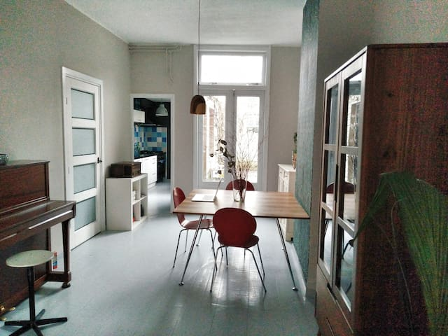 spacious cosy house in lovely area - Utrecht - Dům