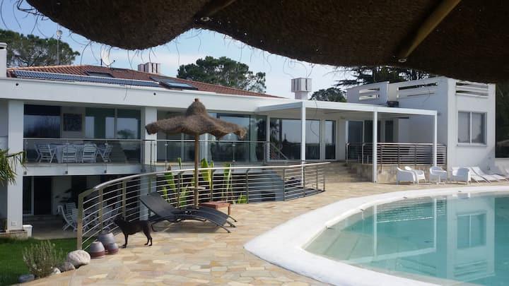 Villa with pool -Exclusive- Loggia degli Artisti