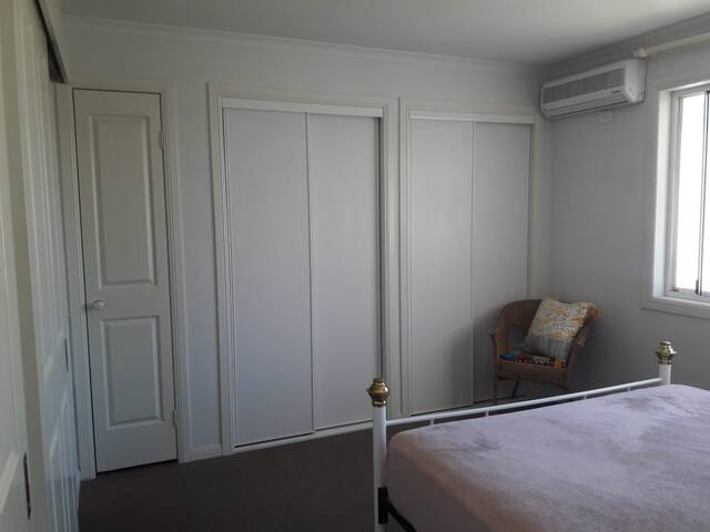 Private room with closet