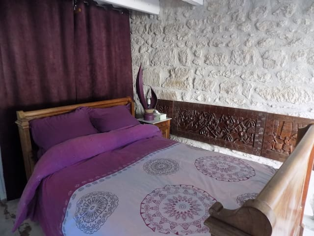Chambre cosy à quelques pas de la Charente