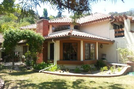 Westlake Secluded Retreat with 16 Oak Trees - Westlake Village - House