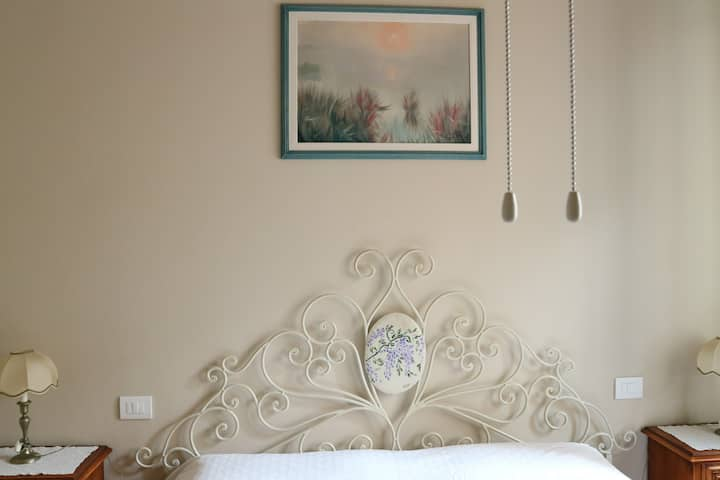 Room with bio breakfast in Gargnano Lago di Garda1