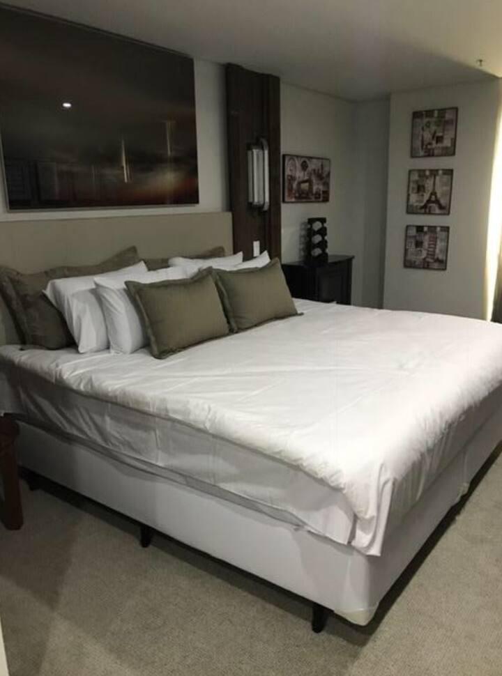 Suite luxo p casal em Itaipava
