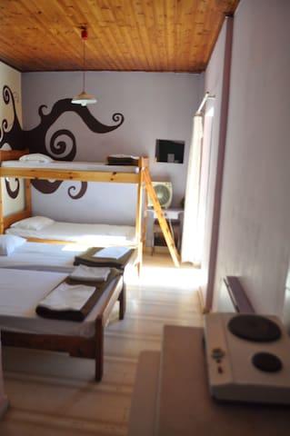 A 4 beds studio corfiot style Ipsos - Ipsos - Apartemen